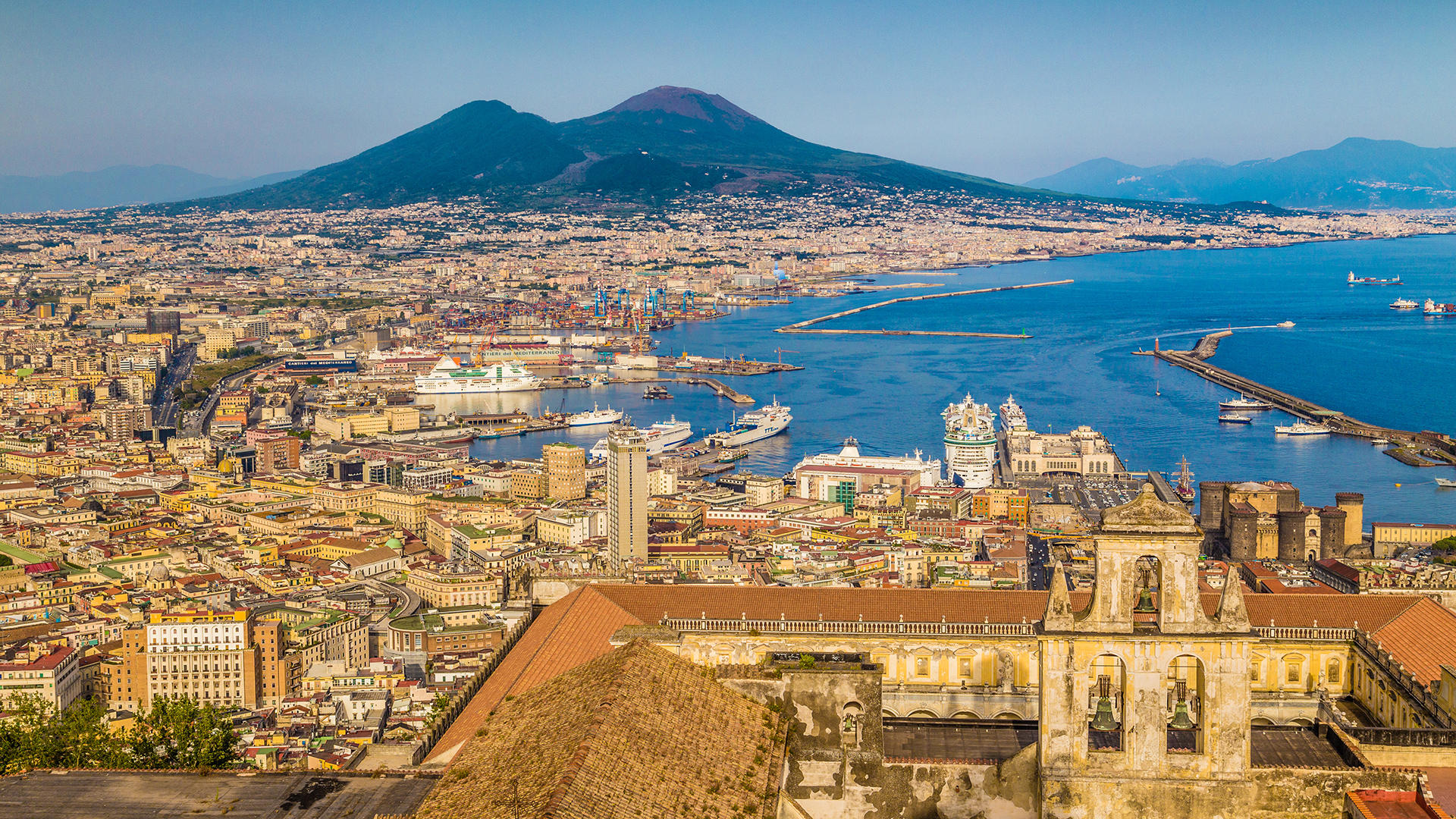 WHAT TO SEE IN NAPLES IN A WEEKEND