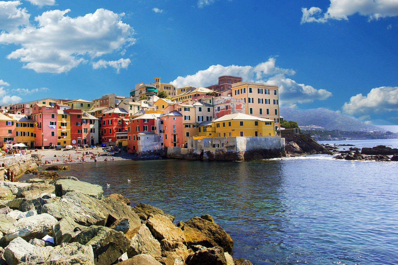 WHAT TO SEE IN GENOA IN A WEEKEND